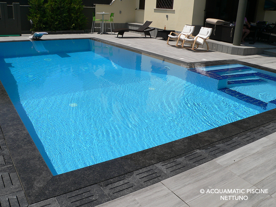 Acquamatic piscine costruzione piscine nettuno for Accessori piscine